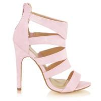 Sandały Ravish Pink Pu