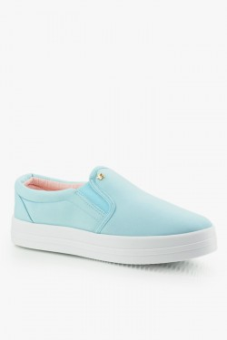 Trampki SlipOn Lola Light Blue