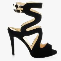 Jeśli czujesz modę jak nikt inny, szukasz butów oryginalnych i bardzo kobiecych, sandały Delight to wybór najlepszy z możliwych! Twoje nogi zawładną męskim spojrzeniem i wyobraźnią!