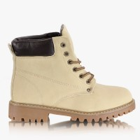 Workery Timberki Beige Trappers