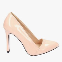 Szpilki Mia Light Pink Pat