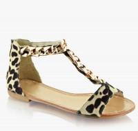 Sandałki Wild Thing Leopard
