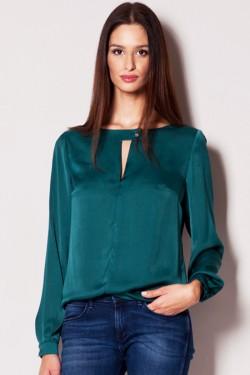 Bluzka Lottie Green
