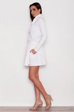Sukienka Vivian Ecru Dress