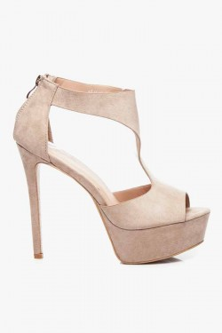 Sandałki Carla Beige Su