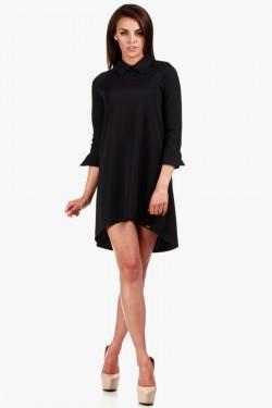 Sukienka Asymmetric Black