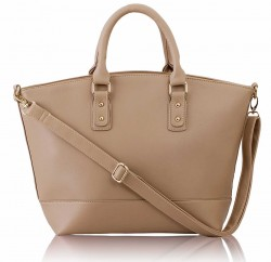 Beige Allise Fashion Tote