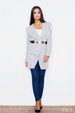Płaszcz Glamour Grey