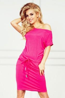 Sukienka Color Power Pink