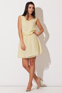Sukienka Finesse Yellow