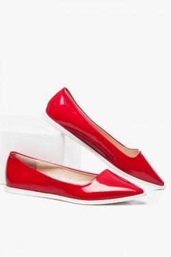 Baleriny Low Mild Red