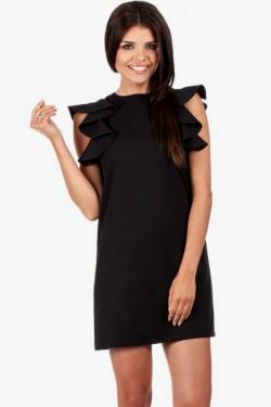 Sukienka bez rękawów Valance Black