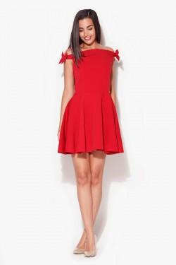 Sukienka Rosie Red