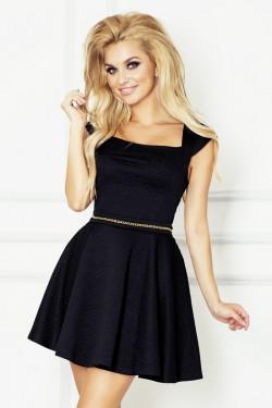 Sukienka Elegance Fashion Black