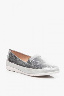 SlipOn Durate Silver