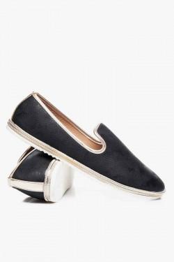 Trampki Sneakers Zoe-4 Black