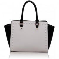 TOREBKA Damska Style-22S Black/White