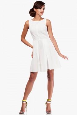 Sukienka Rachel Ecru
