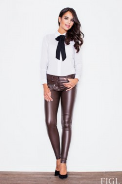 Spodnie Jasmine Brown