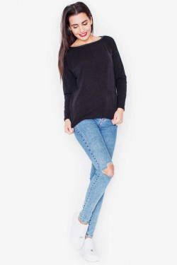 Sweter Nicole Black