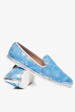 Trampki Sneakers Zoe-4 Blue