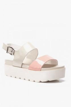 Sandały Two Colors Grey/Pink