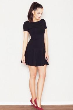 Sukienka Marylin Black