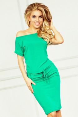 Sukienka Color Power Green