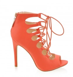 Gladiatorki Impress Summer Red Pu