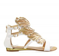 Sandałki White Gold Diana