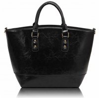 Black Allise Fashion Tote 2