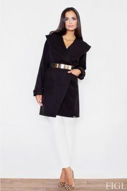 Płaszcz Glamour Black