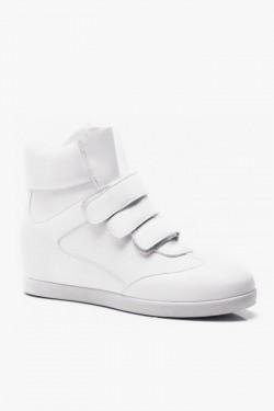 Sneakersy Cross White
