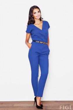 Kombinezon Glamour Royal Blue