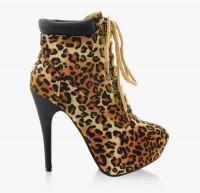 Botki Carisma 2 Leopard