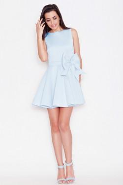 Sukienka Bow Blue