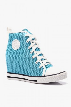 Tenisówki HighTop Mesh It Up Blue