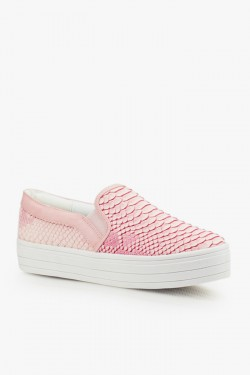 Trampki SlipOn Croc Way Pink
