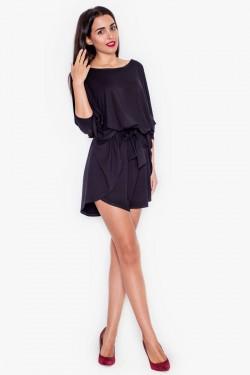 Kombinezon Glam Short Black