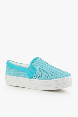 Trampki SlipOn Croc Way Blue