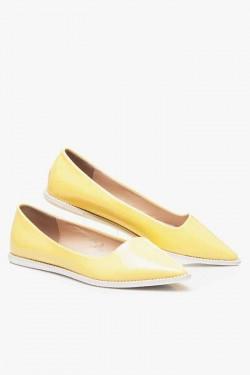Baleriny Low Mild Yellow