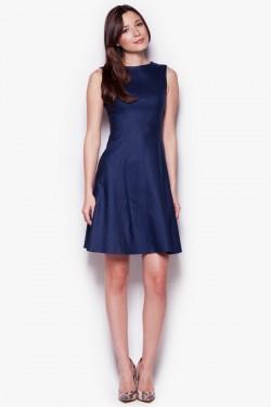 Sukienka Cosima Dark Blue