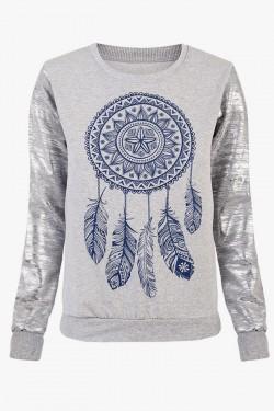Bluza Dreamcatcher Grey