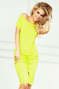 Sukienka Color Power Lime