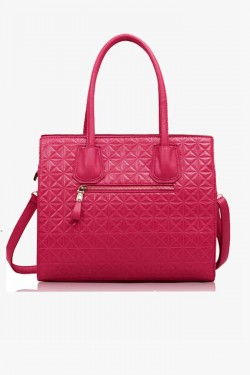 Torebka Fuchsia Grab Shoulder Handbag