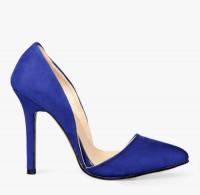 Szpilki OMG Lapore Cobalt blue