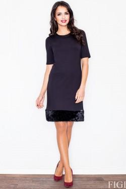 Sukienka Sharan Black