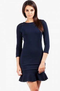 Sukienka Crona Frill Blue