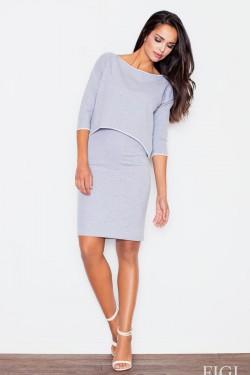 Sukienka Calida Grey