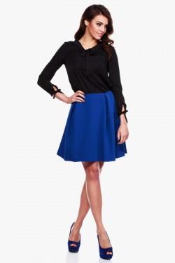Bluzka koszulowa Elegance Black